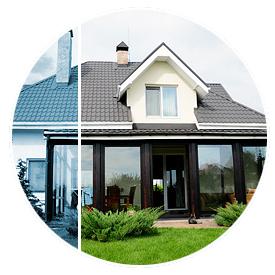 Výkup podílů - domy